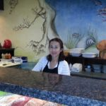 Amy Lee, Sushi Chef & Owner